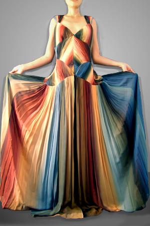 Fashion Dress on Herion Fashion Designer Couture Fan Wedding Dress Dresses Sarasota